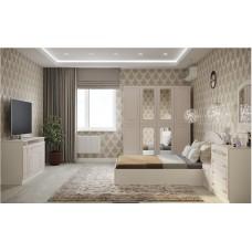 Спальный Гарнитур Венеция №4 Жемчуг