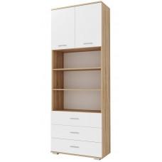 Шкаф комбинированный с 3-мя ящиками ШК3Я-800 Италия глянец