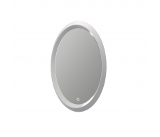 Зеркало Cloud 60*90 Light, с подогревом