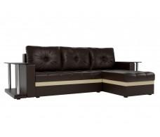 Угловой диван Атланта М два стола