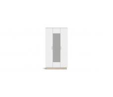 Шкаф РИМ-120 сонома, белый снег