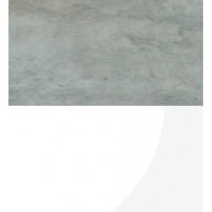 Верх цемент/Низ белый глянец