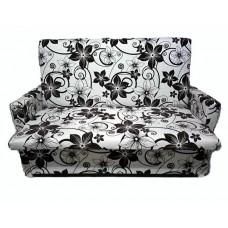 Выкатной кресло-диван Эконом Рогожка 120*195