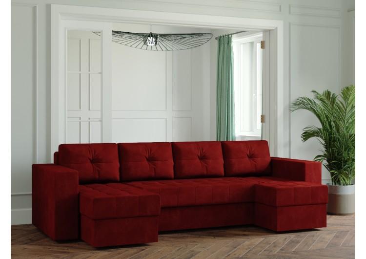 П-образный диван Craftmebel Ванкувер лайт