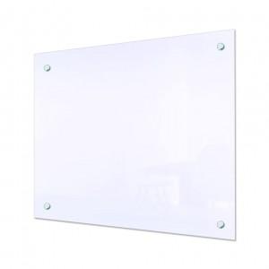 Скиналь Стеклоконтакт Закаленное стело 500х600 мм (белое)