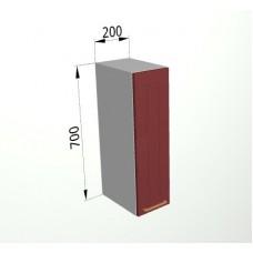 Шкаф верхний П 200 с дверцей