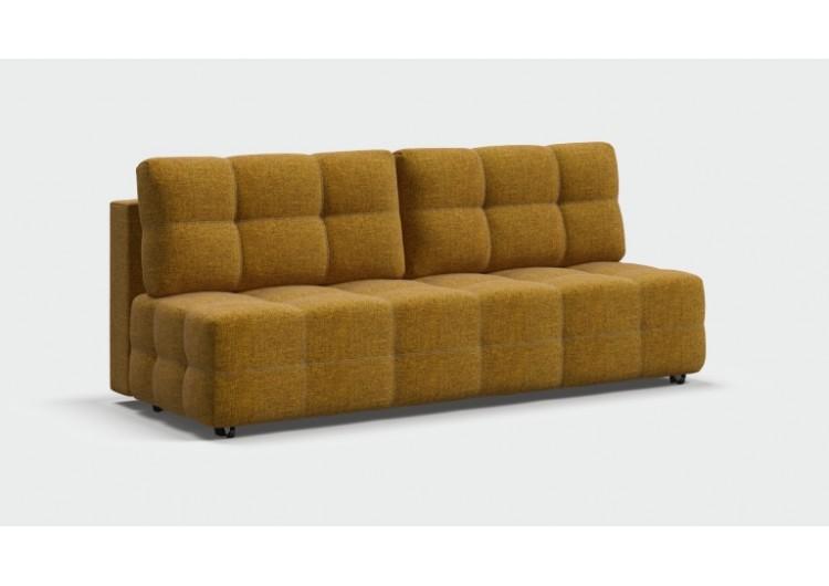 DANDY Mini диван рогожка Malmo мёд