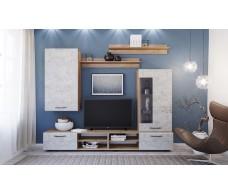 Гостиная ДСВ Мебель Асти 4