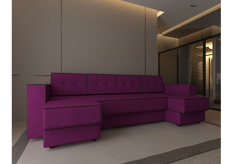 П-образный диван Константин Орландо