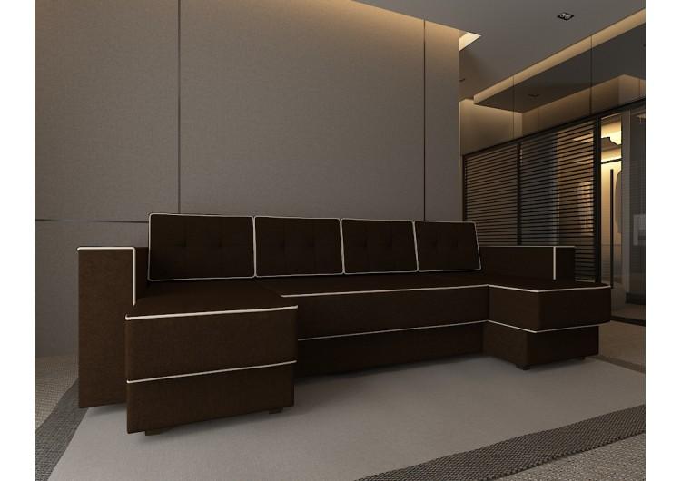 П-образный диван Craftmebel Константин Орландо