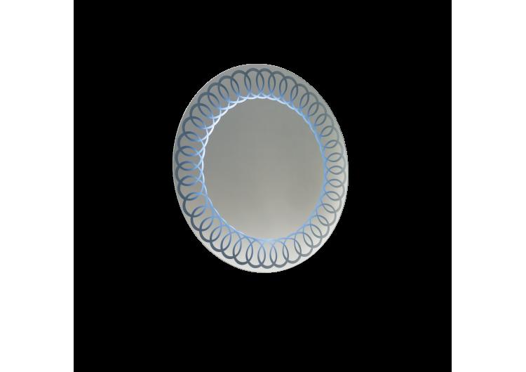Зеркало Belle 75 Spirale Light