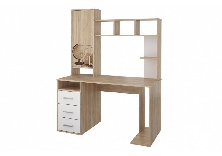 Стол компьютерный с надстройкой Мика СТЛ.165.16