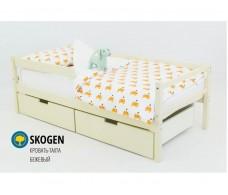 Детская кровать-тахта Svogen бежевый