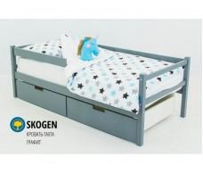 Детская кровать-тахта Svogen графит