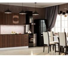 Кухня Интерьер-центр Флоренция 1,8 м акация темная