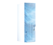Пенал Liriya 25П 1д. Blue marble L