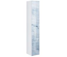 Пенал Lacio 30П 2д. 1в.я. Blue marble L