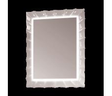 Зеркало Lumier 65*85 White