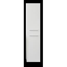 Пенал Соната 35П, 2д, б/к Белый глянец