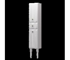 Пенал Brilliant 30П, 2д, 1я, White L