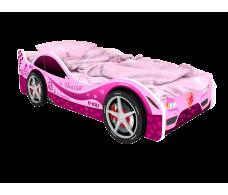 Детская кровать машина серия Город Париж