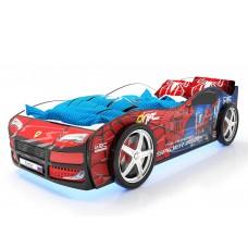 Детская кровать машина Турбо Спайдер