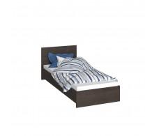 Кровать Интерьер-центр Ронда 0,8м венге