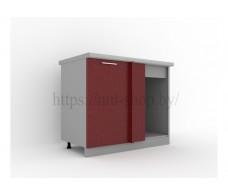 Шкаф нижний угловой прямой СУ 1000