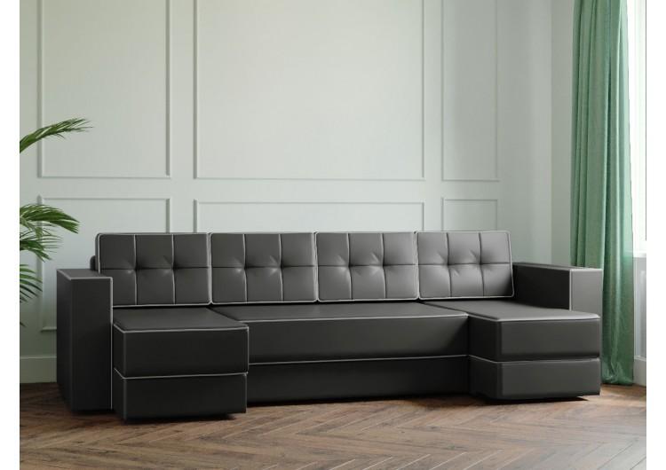 П-образный диван Craftmebel Ванкувер Модерн