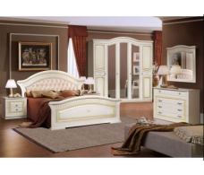 Спальня Любава 5 жемчуг
