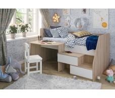 Кровать Интерьер-центр детская универсальная Алиса