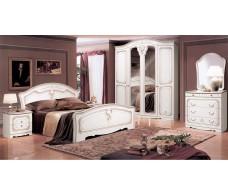 Спальня Валерия 4 жемчуг