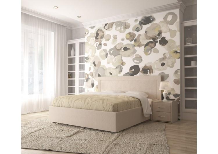 Кровать Уют Модерн с гладким центром