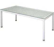 T004 Стол TURIN (ажурный) 90 × 120 × 76