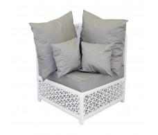 VE010 Кресло VEIL 1-местное угловое