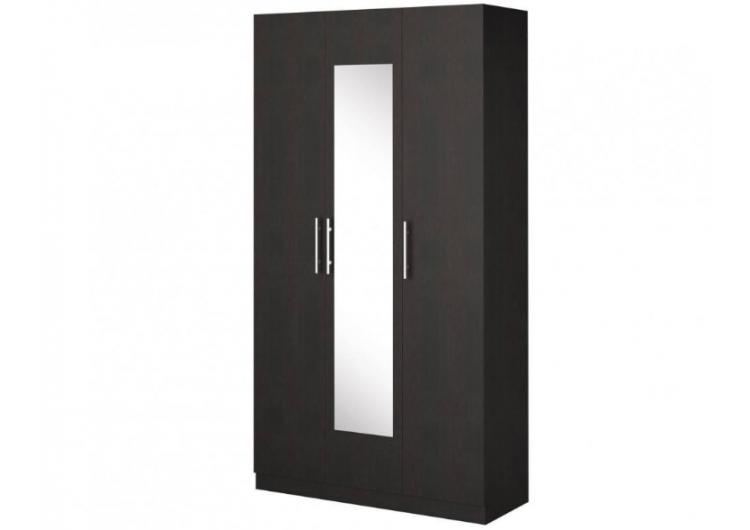 Шкаф 3-х дверный с зеркалом Оливия СТЛ.109.03