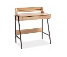 Стол компьютерный SIGNAL B168 дуб\коричневый, 77/48/89