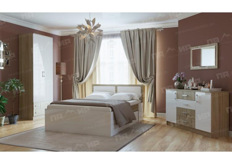 Спальный гарнитур Беатрис. Композиция №2