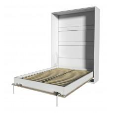 Шкаф-кровать Innova V140 (бетон/белый)