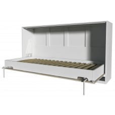 Шкаф-кровать Innova H90 (вудлайн/белый)