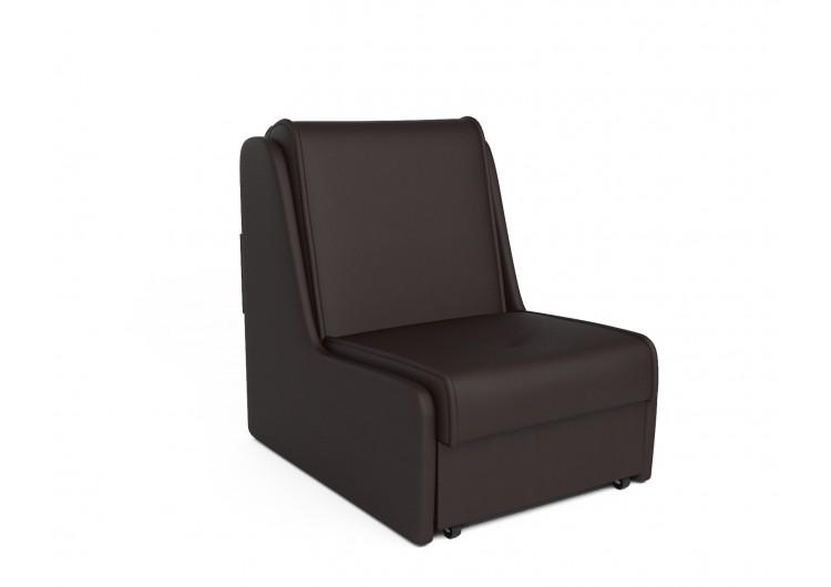 """Кресло-кровать """"Аккорд №2 (экокожа шоколад)"""""""