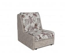 Кресло-кровать Аккорд №2 (газета коричневая)