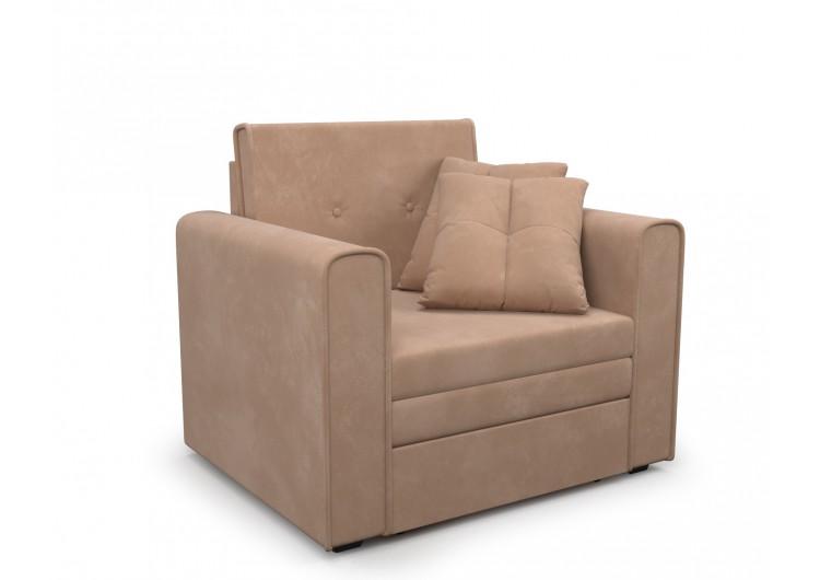 Кресло-кровать Санта (бежевый - Luna 061)