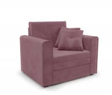 Кресло-кровать Санта (велюр пудра / НВ-178/18)