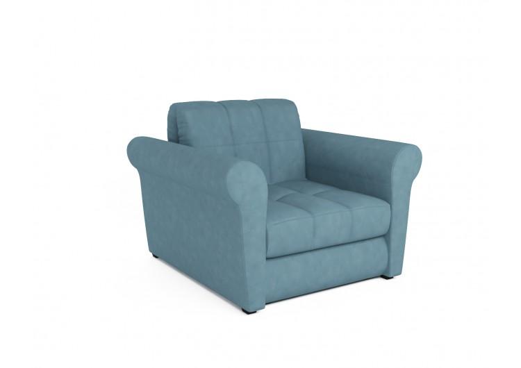 Кресло-кровать Гранд (голубой - Luna 089)