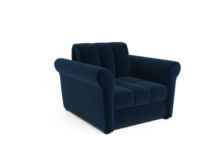 Кресло-кровать Гранд (темно-синий - Luna 034)
