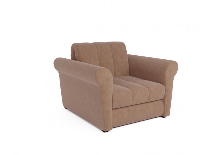 Кресло-кровать Гранд (бежевый - Luna 061)