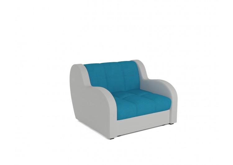 "Кресло-кровать ""Аккордеон Барон (синий)"""