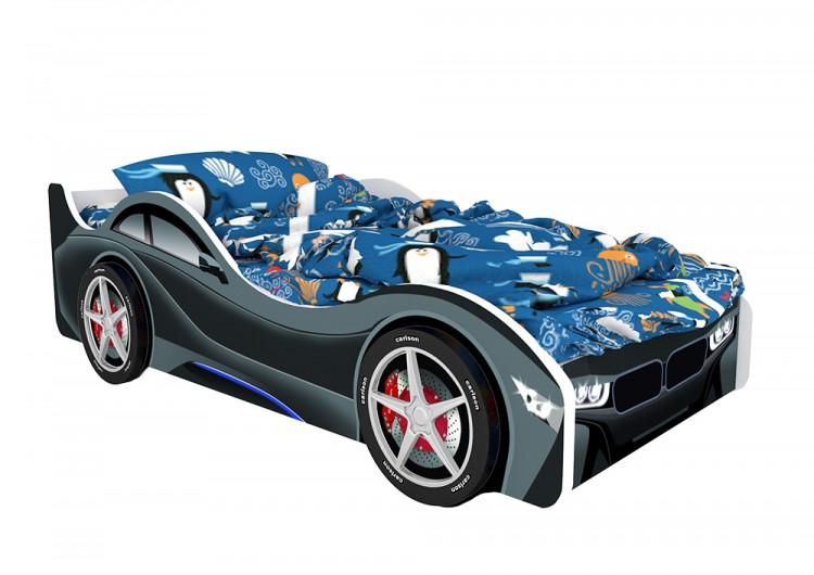 Детская кровать машина серия Классик BMW