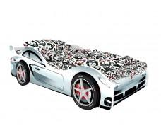 Детская кровать машина серия Классик Porsche
